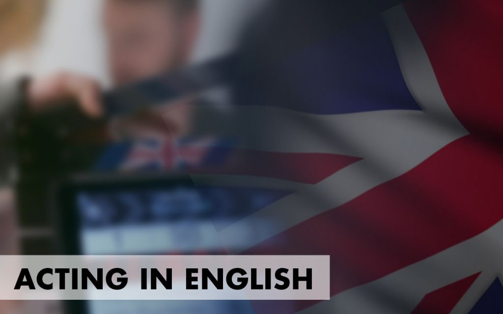 corso di recitazione inglese online